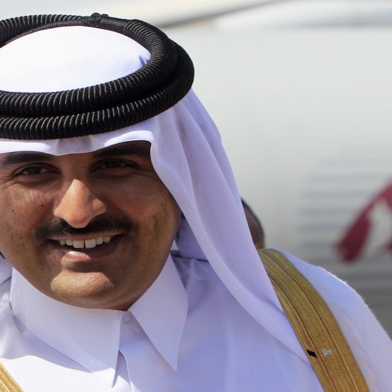 Oltrefrontiera_emiro_Qatar