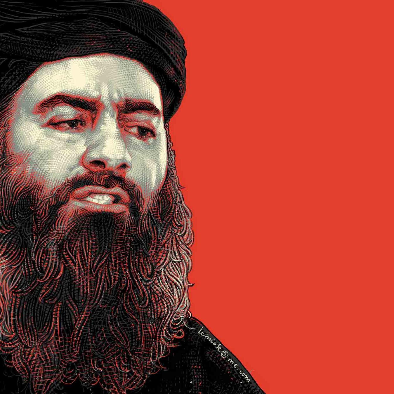 Al Baghdadi in Libia
