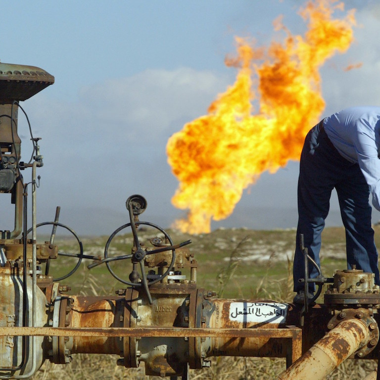 Kurdistan iracheno petrolio
