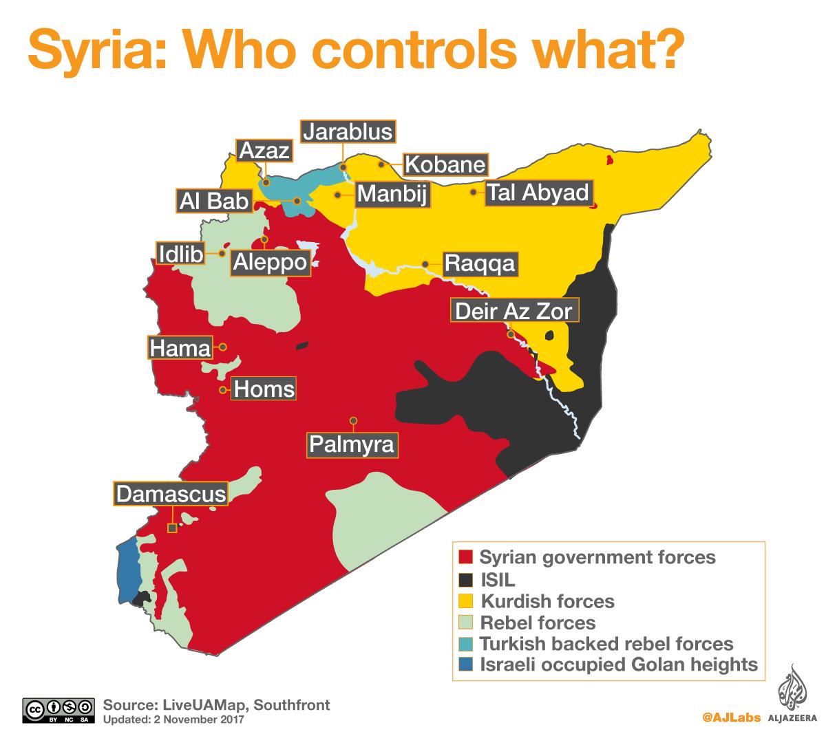 Siria_mappa