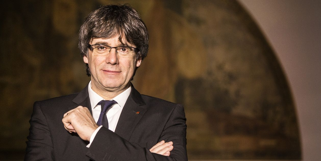 Flash News: Riecco Puigdemont