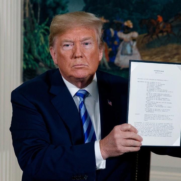 Scontro Usa-Iran, Trump verso la guerra