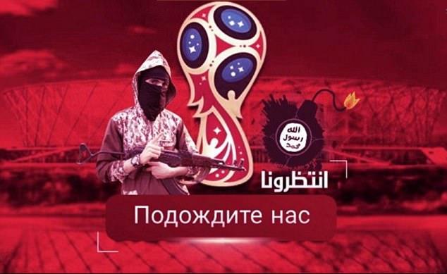 ISIS torna e minaccia i Mondiali di calcio