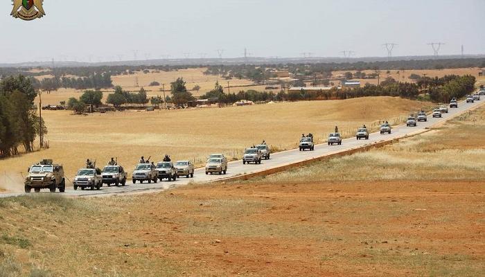 Le forze di Khalifa Haftar avanzano ancora a Derna
