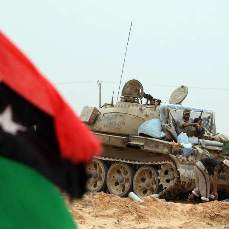 Libia: una, due o più?