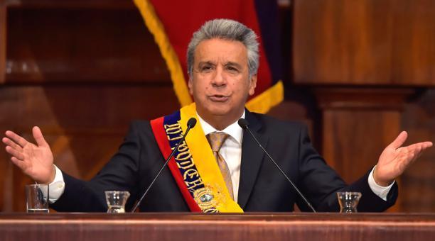 La (contro)rivoluzione cittadina di Lenín Moreno