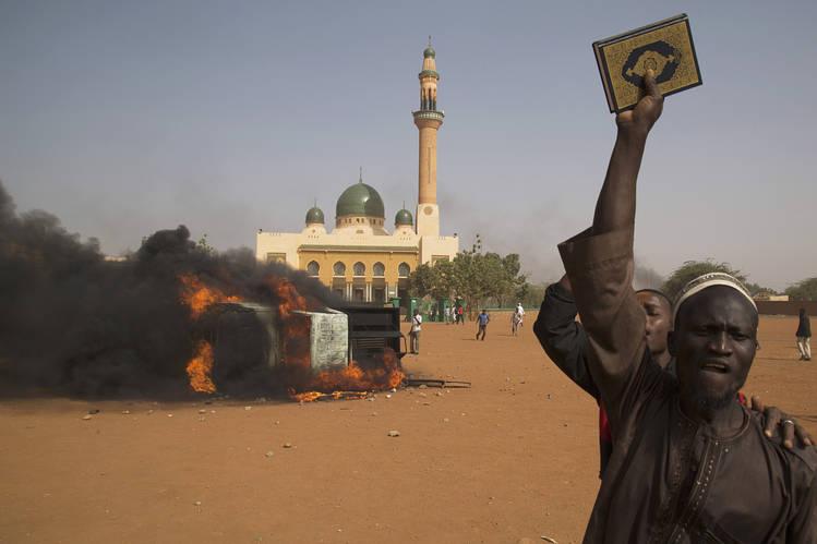 Africa Jihad | Babilon Magazine
