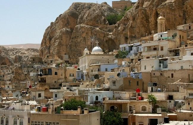 Maaloula, la guerra e i Cristiani d'Oriente