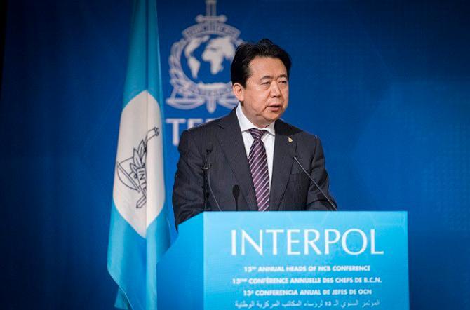 Il giallo dell'ex capo dell'Interpol Meng Hongwei