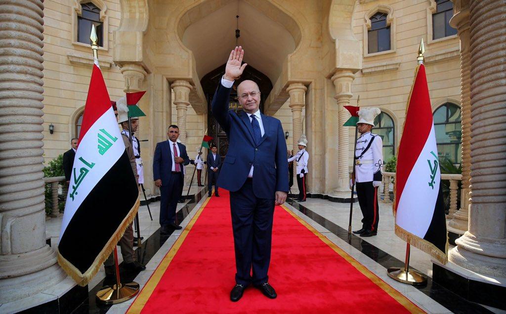 L'elezione del presidente iracheno riaccende lo scontro tra i partiti curdi