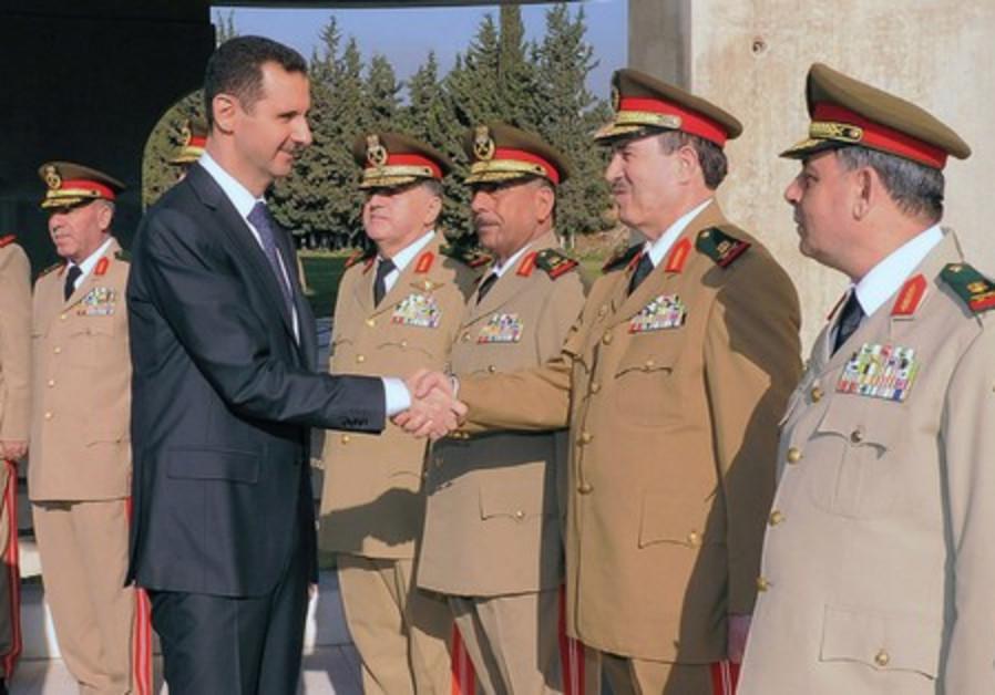 Germania e Francia emettono mandati di arresto per ufficiali siriani. Parte II