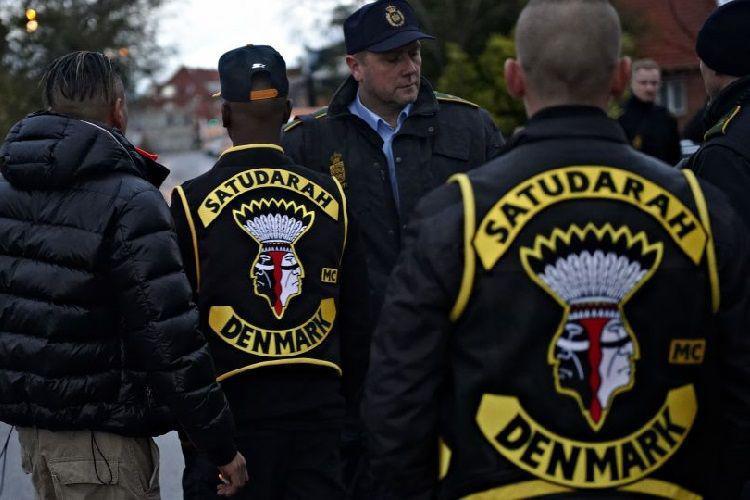 La guerra tra gang in Danimarca.