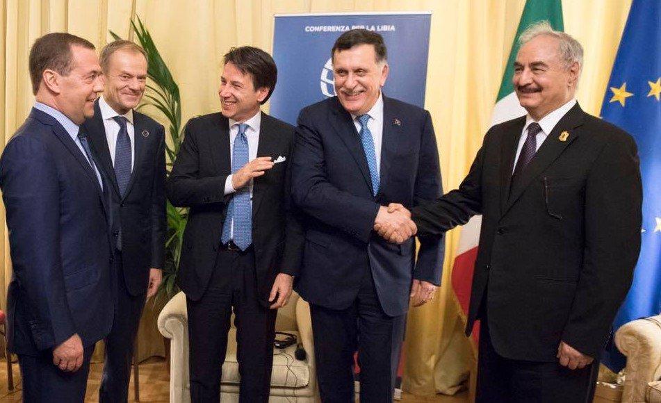Libia: a Palermo il primo passo di una strada (molto) in salita