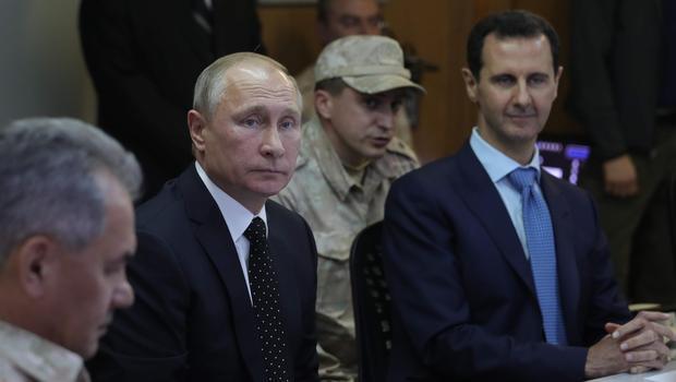 Russia loves Syria: la logica della presenza russa nella regione