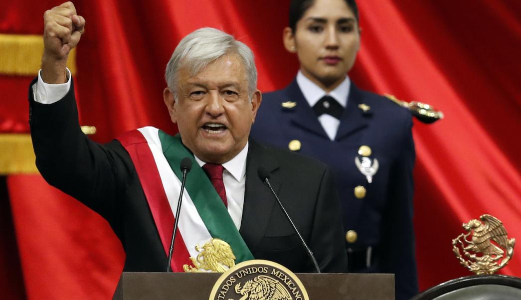 Messico, promesse e speranza nel discorso di AMLO