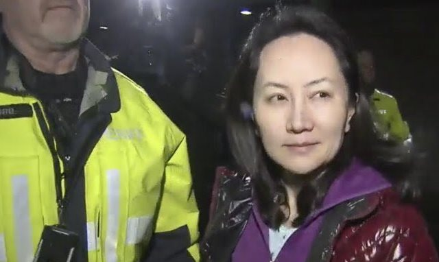 The Case of Meng Wanzhou: American Sheriffs Acting Outside of Their Jurisdictions