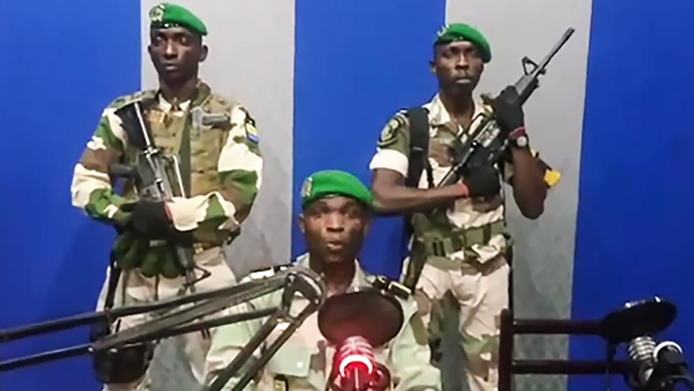 Tentativo di colpo di Stato fallito in Gabon