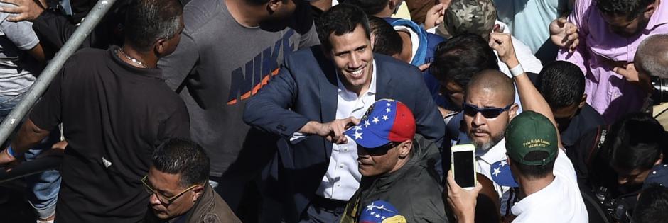 Il gruppo di contatto sul Venezuela non piace né a Maduro né a Guaidó