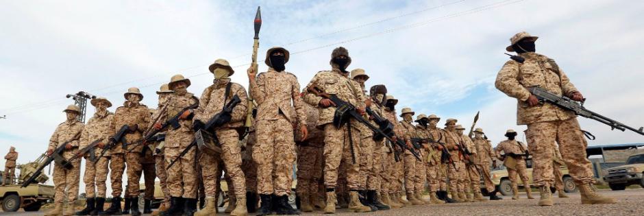 Battaglia finale per il controllo della Libia