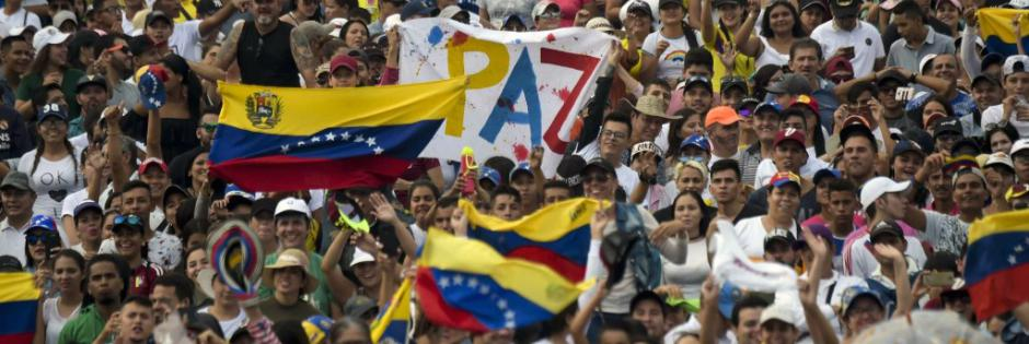 Il casus belli per sbloccare lo stallo in Venezuela