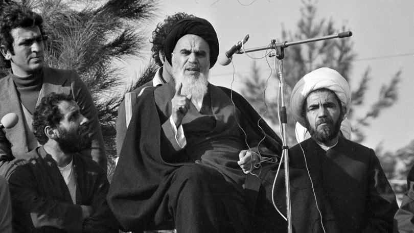 Il fronte dell'Iran