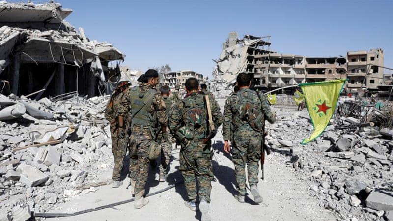 Raqqa a più di un anno dalla liberazione dall'ISIS