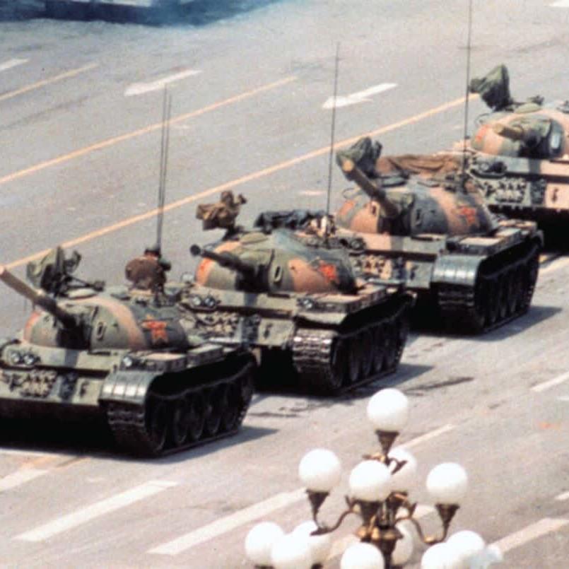 La Via della Seta, ma non dei diritti_Piazza Tienanmen