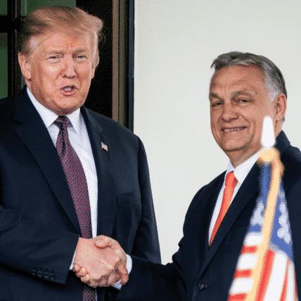 Trump ha incontrato Orban
