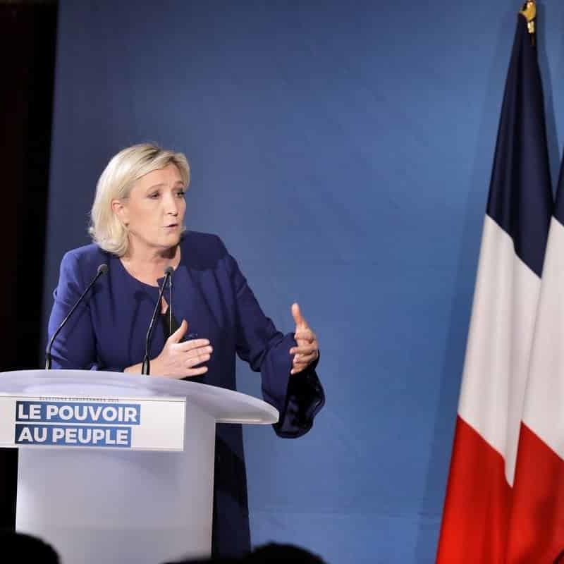 Marine Le Pen, sovranisti Europa