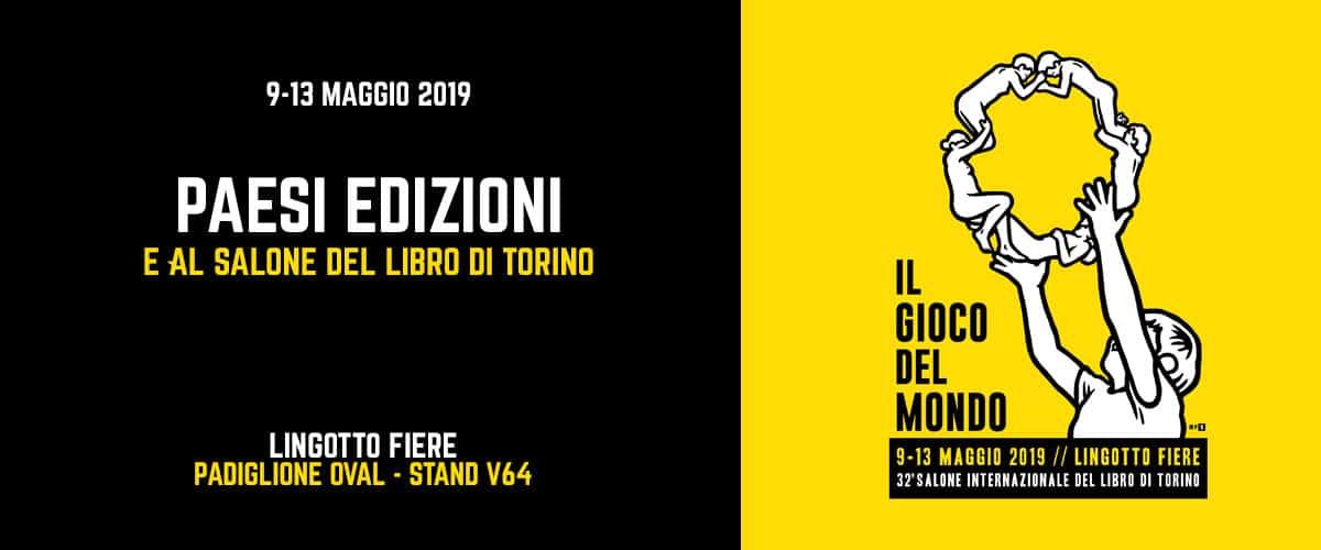 Salone del libro di Torino, le novità di Paesi Edizioni