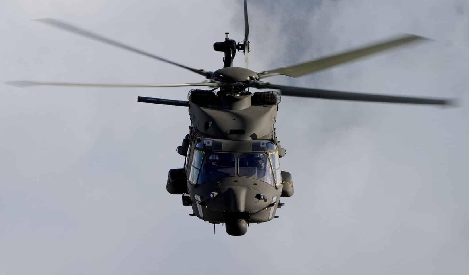 A chi vendiamo le armi - elicotteri NH-90 - Leonardo