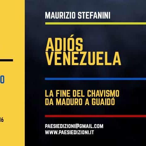 ADIÓS VENEZUELA, presentazione a Roma