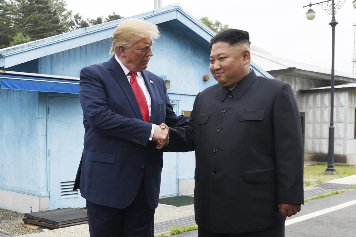 The Normalization of Meeting Kim Jong Un