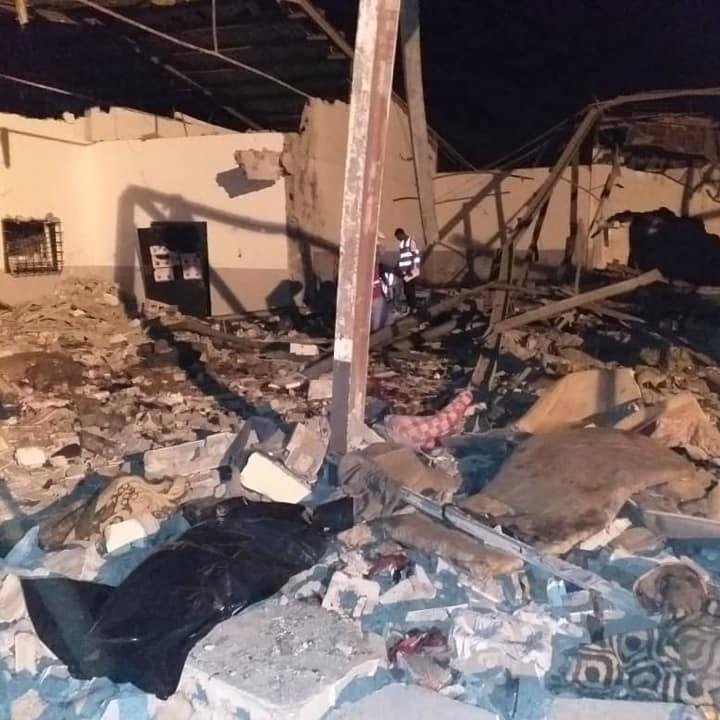 Libia, bombardato centro per migranti a Tripoli