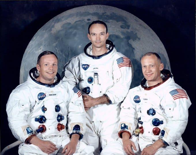 Allunaggio, 50 anni. Luna
