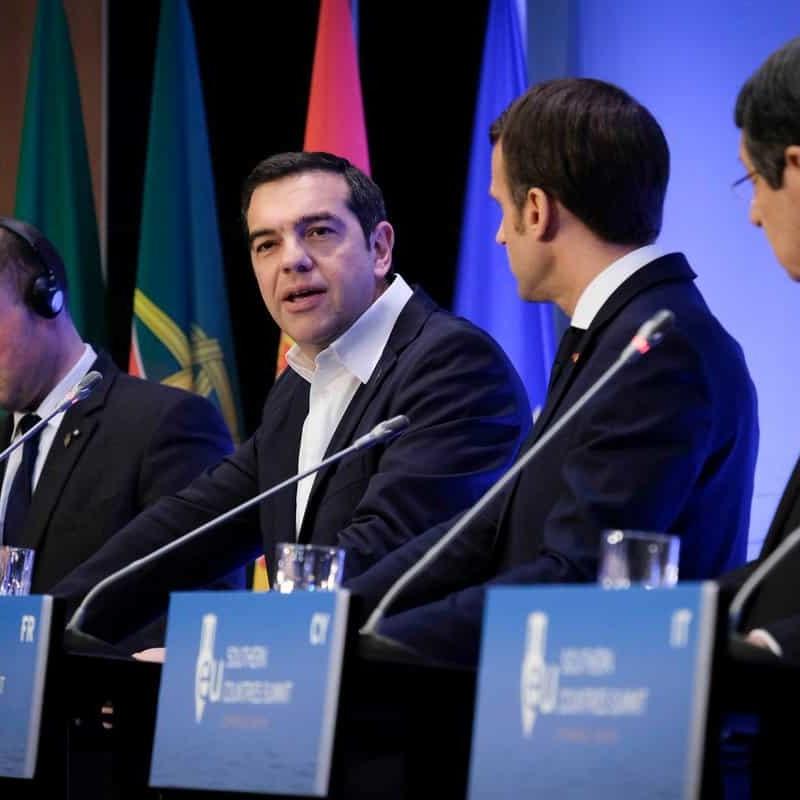 Grecia, la sconfitta di Alexis Tsipras