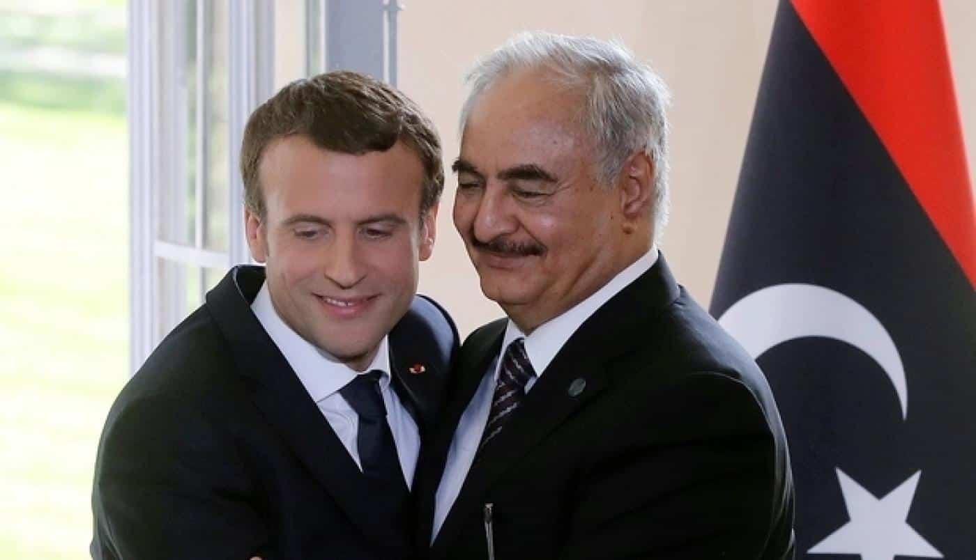 Tirinnanzi sui missili della Francia in Libia