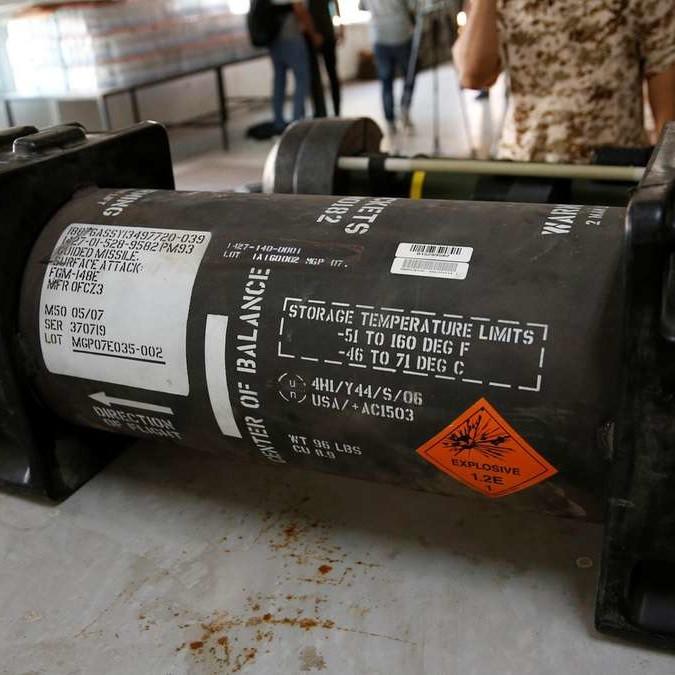 La storia dei missili della Francia in Libia