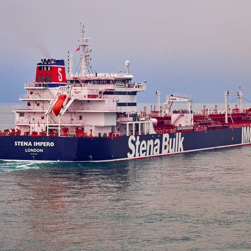 Iran sequestra petroliera britannica