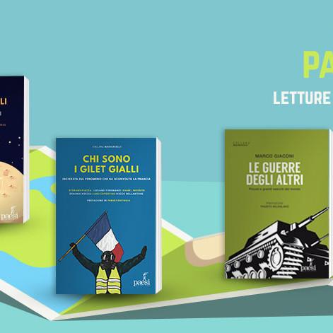Metti in valigia Paesi Edizioni, libri per l'estate