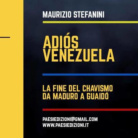Adiós Venezuela, presentazione a Livorno