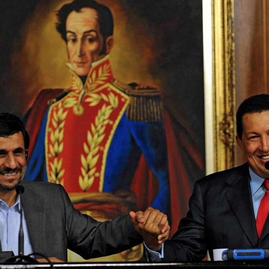 La storia di due Rivoluzioni: Iran e Venezuela