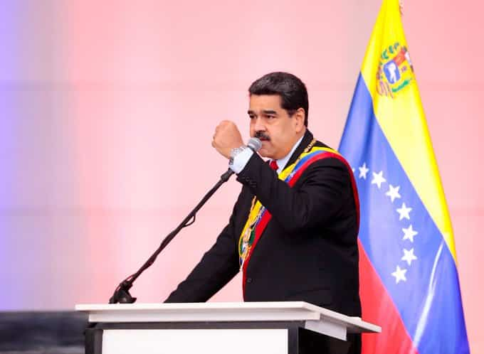 Usa impongono embargo totale al Venezuela
