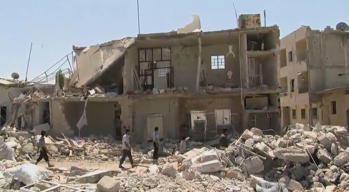 Risultato immagini per immagini guerra in siria