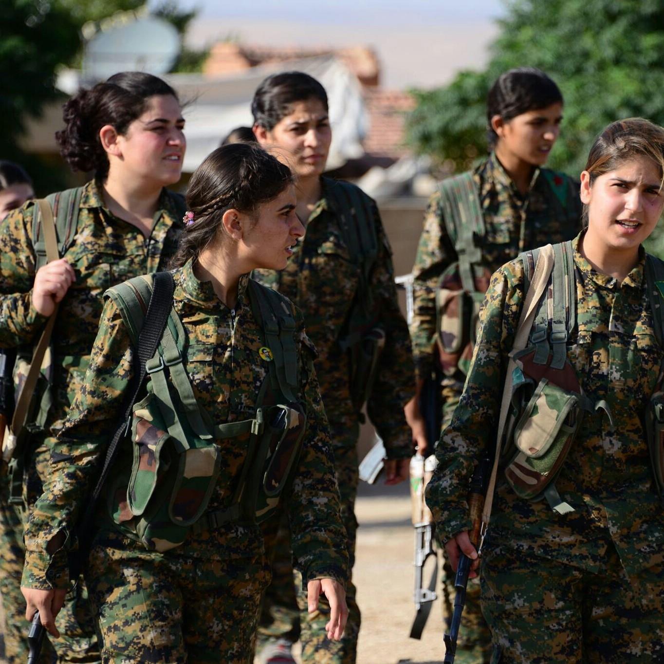 Le tre partite di Erdogan: la prima nel Rojava