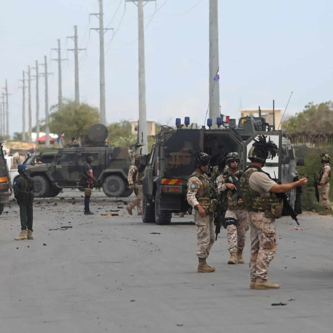 Somalia, Al-Shabaab attacca mezzi italiani e base Usa