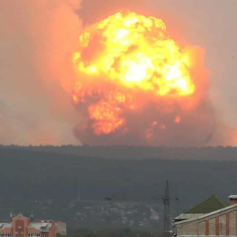 Nyonoksa: le incertezze sull'incidente nucleare russo.