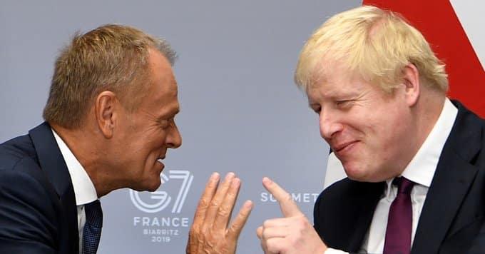 La strategia di Boris Johnson su Brexit