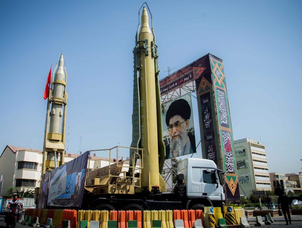 Droni, missili e la dottrina militare iraniana
