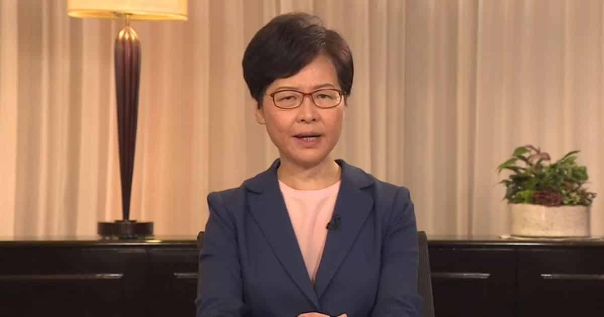 Hong Kong, Carrie Lam ritira la legge sull'estradizione